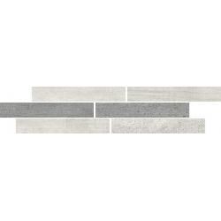 Harmony white 7,3x34,7 mozaika