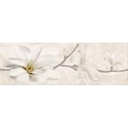 Stone Flowers beige 25x75 plytelė dekoratyvinė