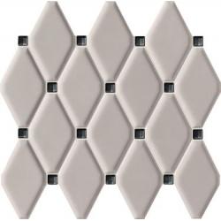 Abisso grey 29,8x27 mozaika