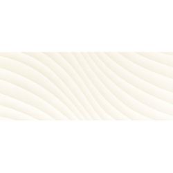 Elementary white Wave STR 29,8x74,8 sienų plytelė