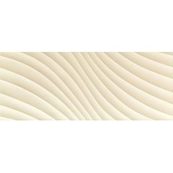 Elementary ivory Wave STR 29,8x74,8 sienų plytelė