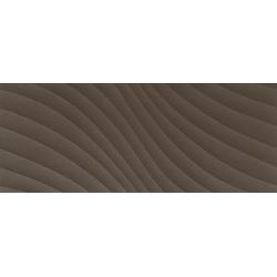 Elementary brown Wave STR 29,8x74,8 sienų plytelė