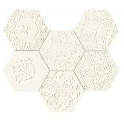 Elementary Hex 28,9x22,1 mozaika