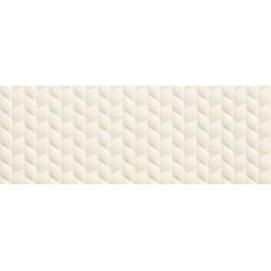 House of Tones white B str 89,8x32,8 sienų plytelė