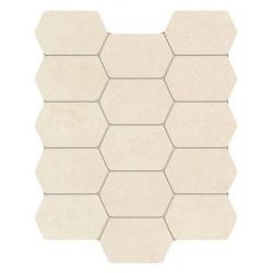 Lemon Stone white 29,8x25 mozaika