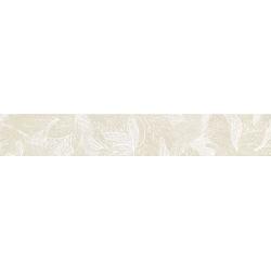 Obsydian white 9,8x59,8 juosta