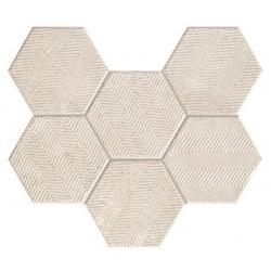 Sfumato Hex 28,9x22,1 mozaika