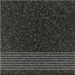 Milton graphite 29,7x29,7 grindų plytelė pakopinė