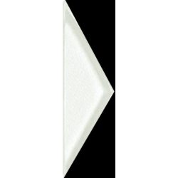 Glass ivory Heksagon B 1,7x5,8 juosta