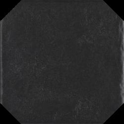 Modern nero str octagon 19,8x19,8 grindų plytelė