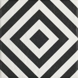 Modern Motyw B str 19,8x19,8 grindų plytelė