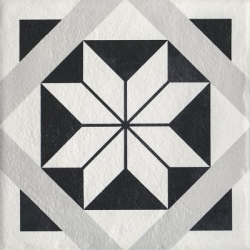 Modern Motyw F str 19,8x19,8 grindų plytelė