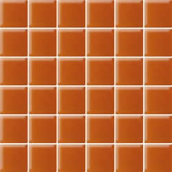 Glass arancione 29,8x29,8 mozaika