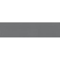 Industrio graphite mat 119,8x29,6 pakopinė plytelė