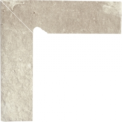 Scandiano beige grindjuostė kairė 8x30 klinkier