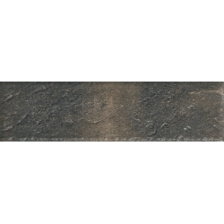 Scandiano Brown Elewacja 24,5X6,6  klinkerinė plytelė