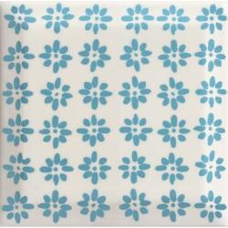 Rodari blue 9,8x9,8 sienų plytelė