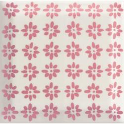 Rodari red 9,8x9,8 sienų plytelė