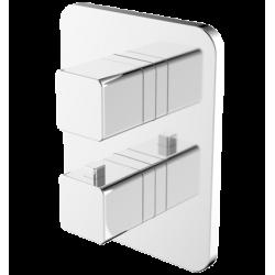 Termostatinis voniai maišytuvas PARMA CR PM7436