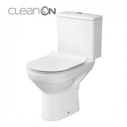 Pastatomas unitazas 603 City New CleanOn 010 su soft close dangčiu K35-037