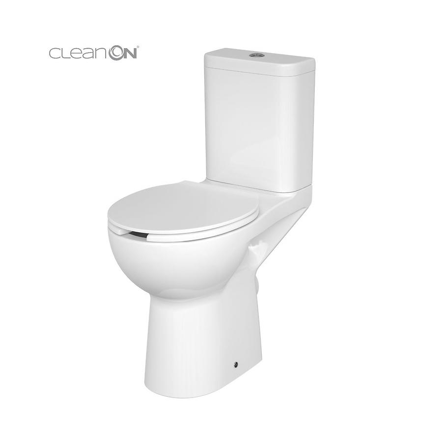Pastatomas unitazas Etiuda CleanOn K11-0221