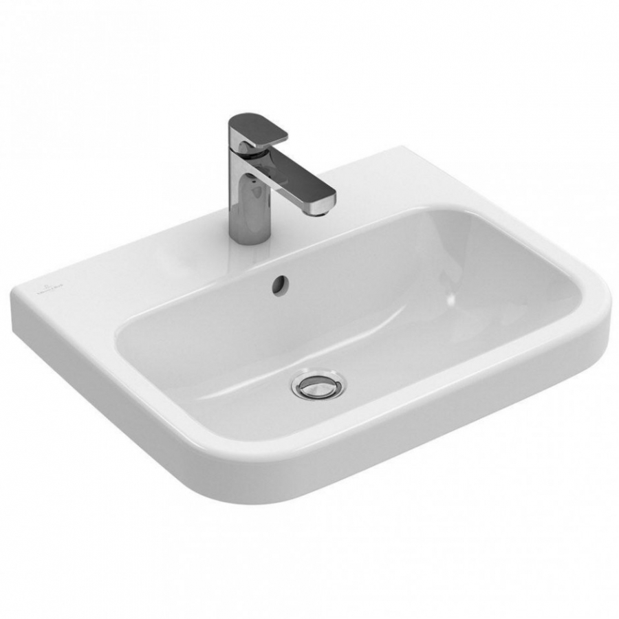 Architectura praustuvas 60x47 Weiss Alpin Ceramic Plus 41886GR1