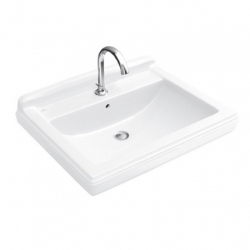Hommage praustuvas 75x58 Weiss Alpin Ceramic Plus 710175R1