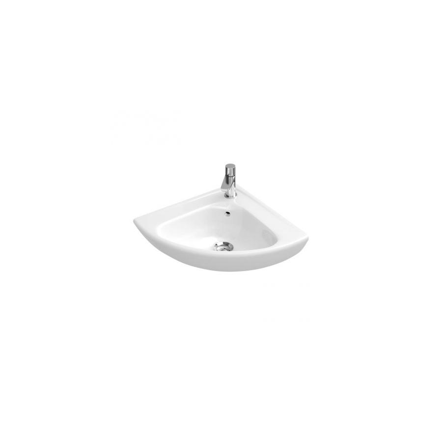 O.Novo praustuvas 41,5x41,5 Weiss Alpin Ceramic Plus 732740R1