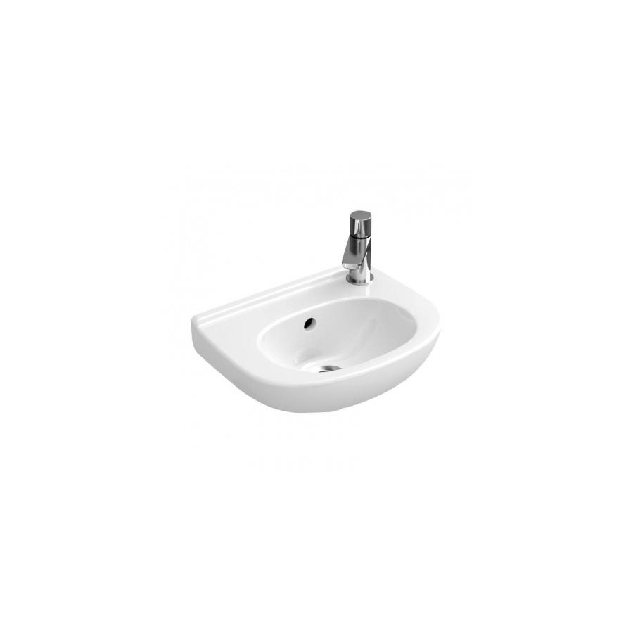O.Novo praustuvas 36x27,5 Weiss Alpin Ceramic Plus 536036R1