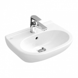 O.Novo praustuvas 55x37 Weiss Alpin Ceramic Plus 516655R1