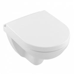 O.Novo pakabinamas unitazas 36x49 Compact Weiss Alpin Ceramic Plus 5688R0R1