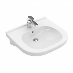 O.Novo Vita praustuvas 61x55 Weiss Alpin Ceramic Plus 411960R1