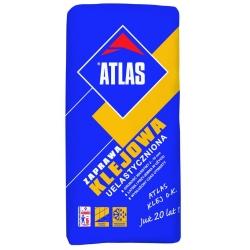 Plytelių klijai ATLAS ELASTINGAS, 25 kg
