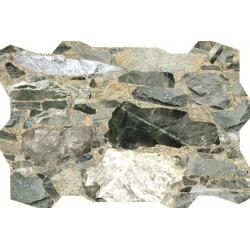 MURALLA GRIS 40x60 akmens masės plytelė