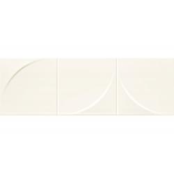 AVIGNON WHITE STR 448X148  sienų plytelė