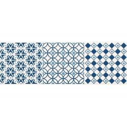 AVIGNON COBALT 1 448X148  dekoratyvinė plytelė