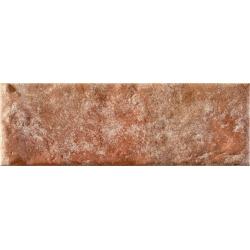 Bricktile red 7,8x23,7 sienų plytelė