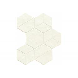 Igara white 28,9 x 22,1  mozaika