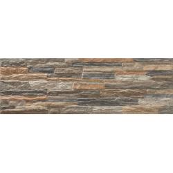 Alaska Mix 17x52 akmens masės sienų plytelė