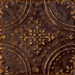 Tinta brown-1 14,8x14,8  dekoratyvinė plytelė