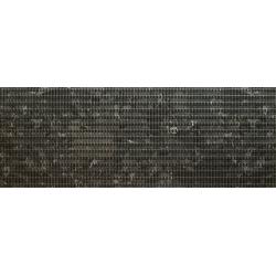 Scoria black STR 89,8x32,8  sienų plytelė