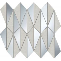Lucid pearl 26,9x23,0  mozaika