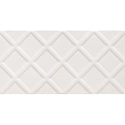 Idylla white STR 60,8 x 30,8  sienų plytelė