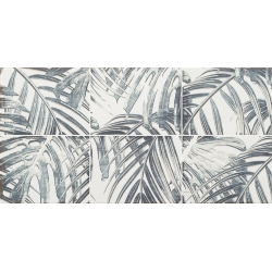 Idylla grey 2 60,8 x 30,8 dekoratyvinė plytelė