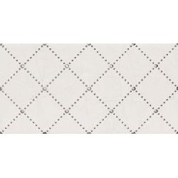 Idylla white 60,8 x 30,8 dekoratyvinė plytelė