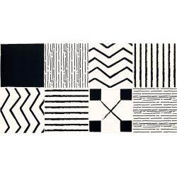 Tibi geo 1 60,8 x 30,8  dekoratyvinė plytelė