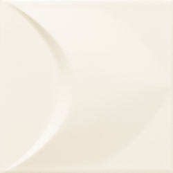 Colour white STR 2 14,8 x 14,8  sienų plytelė