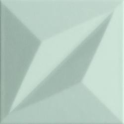 Colour mint STR 1 14,8 x 14,8  sienų plytelė