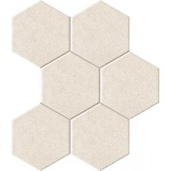 Tecido grey 29,8x22,1  mozaika