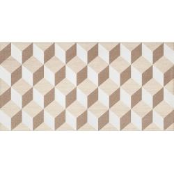 Pineta modern beige 60,8 x 30,8  dekoratyvinė plytelė